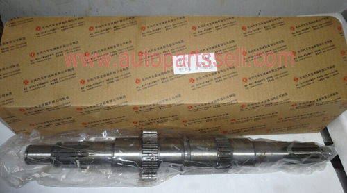 Dongfeng Gearbox 2nd shaft 1700J-105